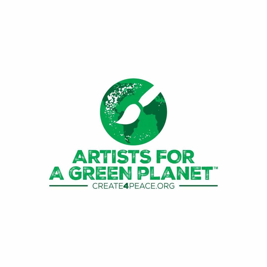 logo artis for a green planet