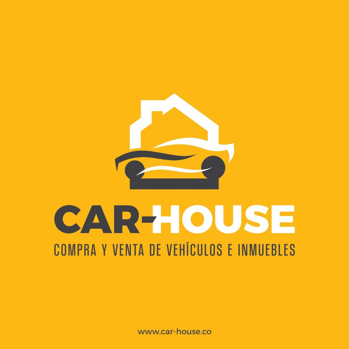 logotipo car house